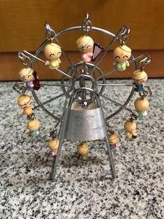 Baby Angels Ferris Wheels