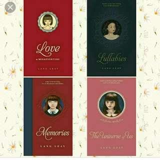 Ebooks - Lang Leav Series ( 4books in total)