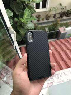 Mous Case Carbon Fibre Iphone X