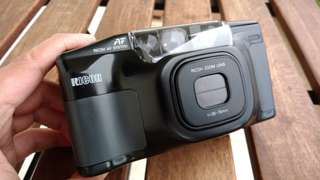 Ricoh Zoom Film Camera
