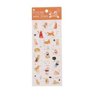 Doggie Stickers