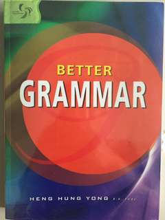 Better Grammar