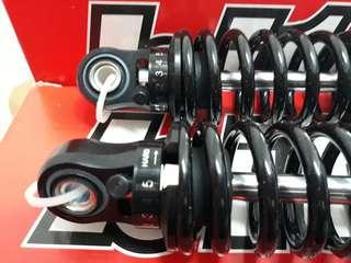 Bitubo Rear Shock Absorbers w/Preload for Yamaha Xmax 300