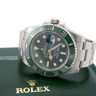 Buying Rolex Submariner Hulk