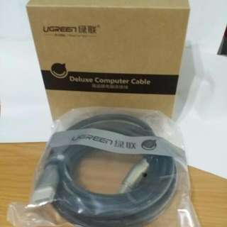 Ugreen High Quality DP cable (5m)
