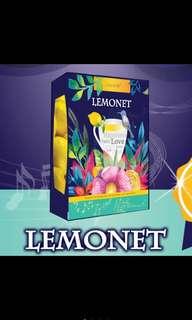 🚚 Lemonet Detox Drink Plus Plum