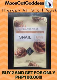 Therapy Air Snail Mask 20ml