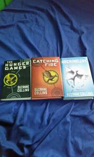The Hunger Games Series REPRICED!!