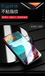 華為 huawei P20 手機螢幕保護貼 玻璃貼 2片+ 後膜