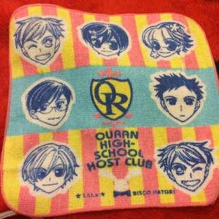 Ouran high school host club towel