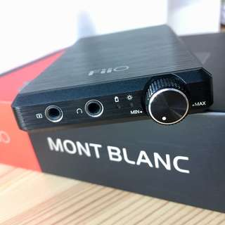 FiiO E12 (Mount Blanc) Portable Amplifier