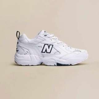 NB 608 NEW BALANCE 老爹鞋
