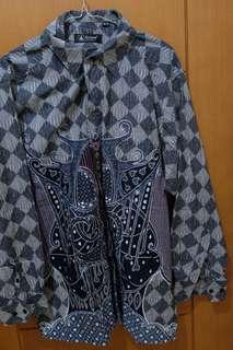 Batik alisan xl (kegedean)