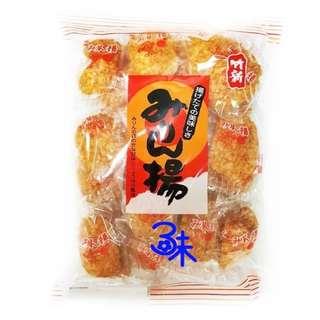(日本) 竹新製果 味淋揚米果 1包 230公克【4901961501543】(竹新味醂米果)