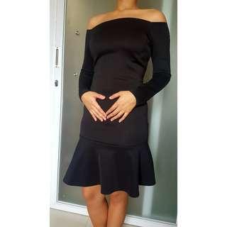Apartment 8 Black Dress