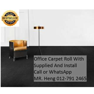 Bangi Office Carpet Roll Call Mr. Heng 012-7912465