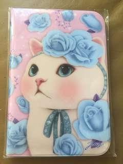 韓國choochoocat 貓貓passport case