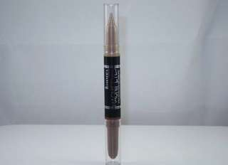 Rimmel magnify eyes eyeshadow eyeliner 003 queens of the bronzed age
