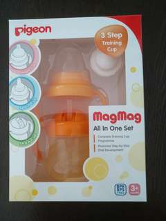 Pigeon Training Cup (Brand New)