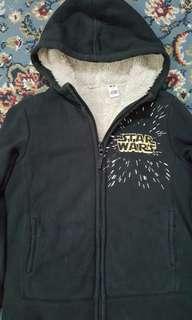Star Wars black jacket