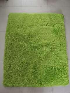 Green Grassy Soft Carpet 綠色地墊