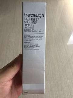 Hatsuga medi relief soothing ampule