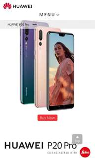 Looking for SEALED Huawei P20 Pro Black
