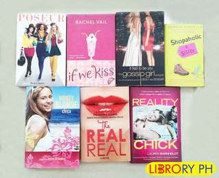 Chick Lit Set