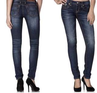 Rock Revival Anabela Skinny Jeans - size 27