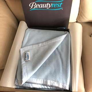 全新席夢思甜睡毛氈毛巾被禮盒 Simmons Beautyrest Blanket