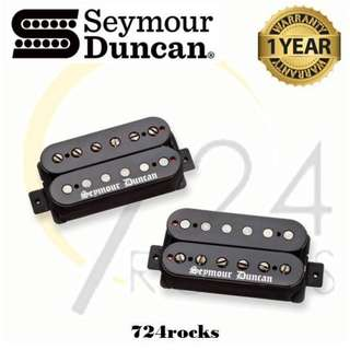 Seymour Duncan Black Winter Set Humbucker Set Pickup / Guitar Pickup