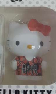 Brand new in box hello kitty ezlink charm keychain