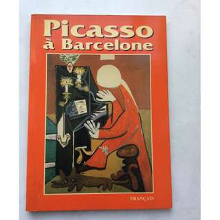 Picasso a Barcelone (in French)