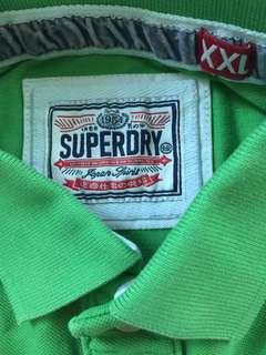 Super Dry - Japan Spirit Polo Shirt