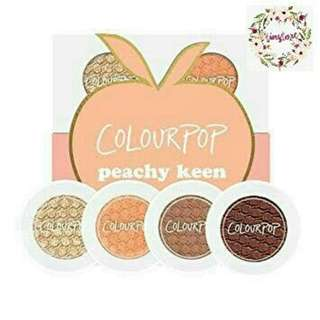 Colourpop Peachy KEEN
