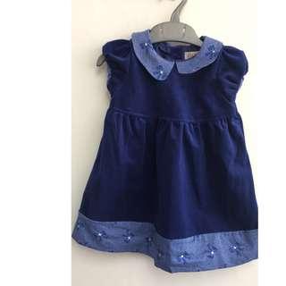 Cath Kidston Blue Dress