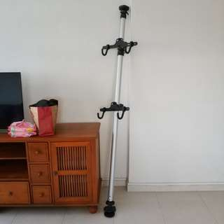 Bicycle stand and mount