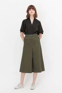 A for Arcade Edith Wide Leg Culottes