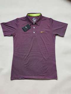 Nike Dri Fit Polo T shirt S to XXL