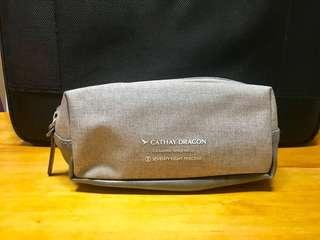 Cathay Dragon Amenities Bag 國泰 港龍 旅行裝 化妝包 - 商務艙專享