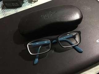 Original Ray-Ban Eyeglass Frame For Sale