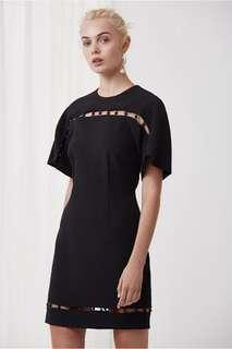New Keepsake Signals Mini Dress