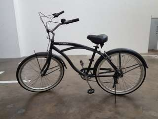 Aleoca City bike adult
