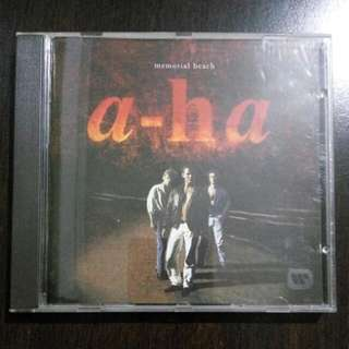 A-ha : Memorial Beach CD