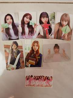 [PHOTOCARDS CLEARENCE] WJSN Official Photocards