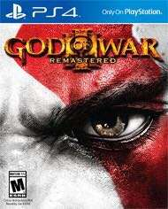 LOOKING FOR PS4 God Of War Remastered