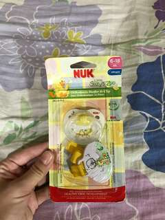 BRAND NEW NUK PACIFIER