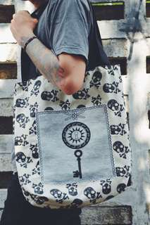 Tote Bag 'Accurate' (2A series - limited item)
