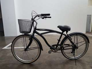 Aleoca City bike for adult