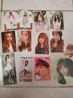 [PHOTOCARDS CLEARENCE] Other Groups